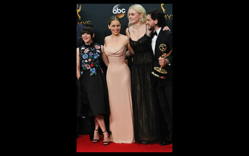 Record-breaking Game Of Thrones wins best drama at Emmy awards