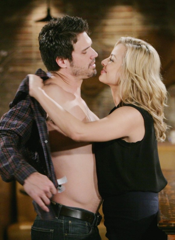 The Young and the Restless - Nick and Avery