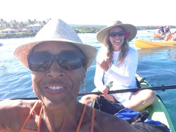 Robin Roberts Hawaii