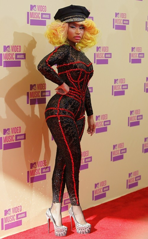2013 MTV Video Music Awards: Best & Worst Dressed Red Carpet Fashion ...