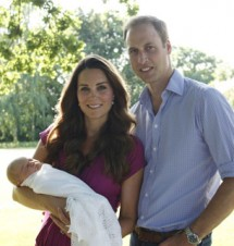 Kate Middleton Family Portrait