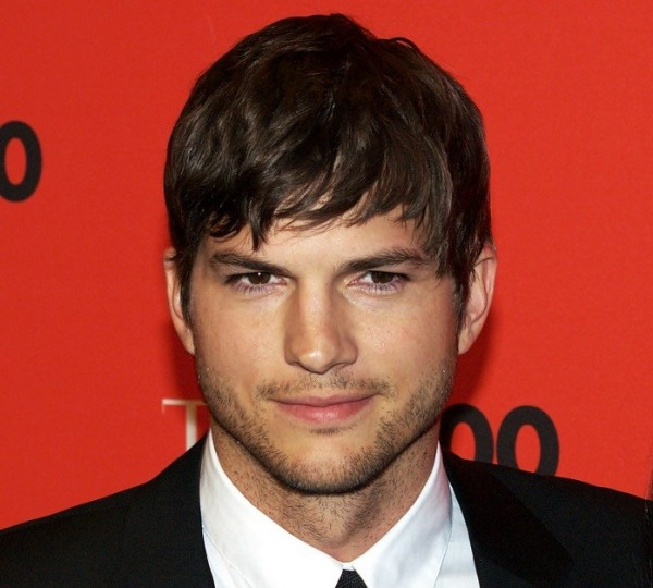 Ashton Kutcher at the Time 100 Gala, May 2010.