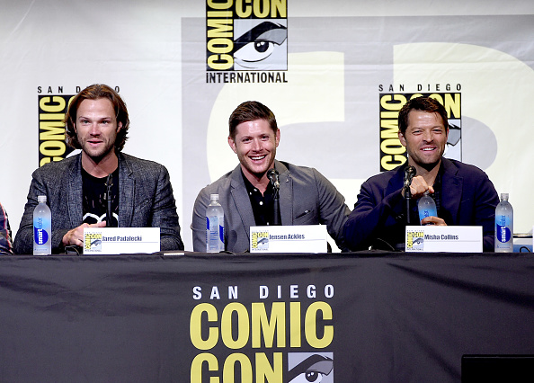 Misha Collinu0027s Castiel To Be In Focus Once U0027Supernaturalu0027 Resumes In  January, 2017. Photo Credit Kevin Winter/Getty Images