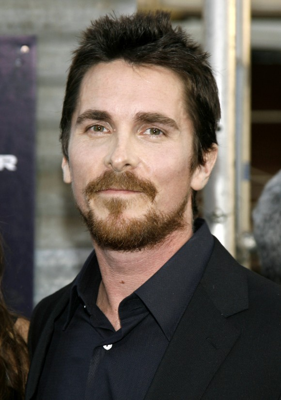 Christian Bale played Batman in 'Batman Begins' (2005), 'The Dark...