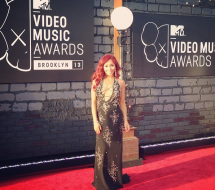 Snooki MTV VMA 2013