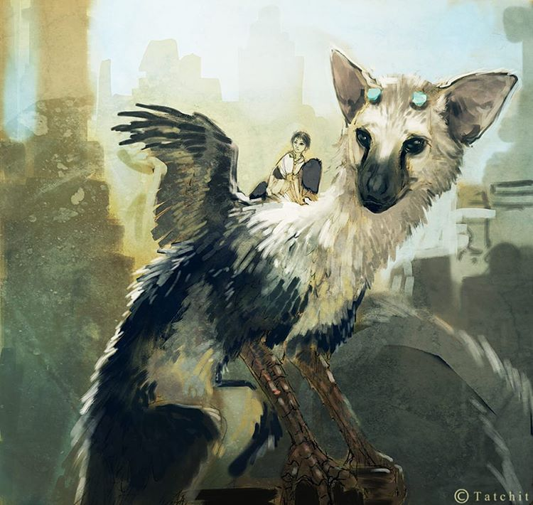 News: There was a short The Last Guardian trailer. Releases October ...