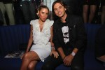 Jonathan Cheban and his girlfriend Anat Popovsky
