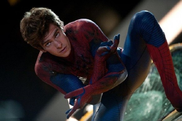 "Photo Credit: Columbia Pictures - Andrew Garfield in ""The Amazing Spider-Man"" (2012)"