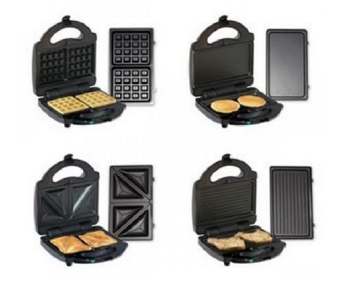 4-in-1 Multi-Purpose Grill by Koolatron