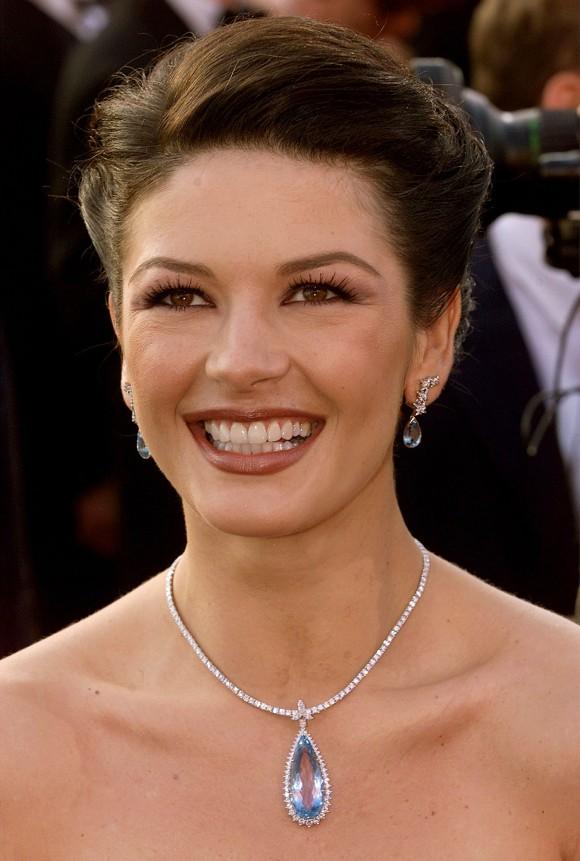 Catherine Zeta-Jones News 2014: Actress Slammed For Being Miscast In ... Catherine Zeta Jones