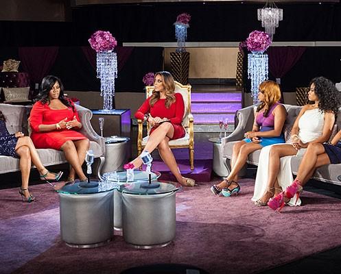 R & B Divas LA Reunion