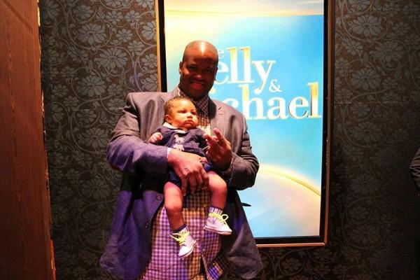 Tamar Braxton's Baby Boy, Logan