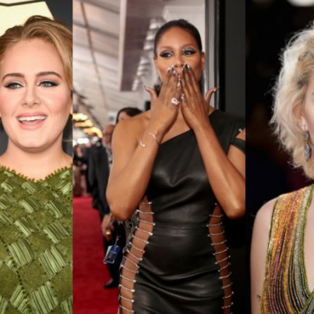 Grammy Awards Best-Dressed