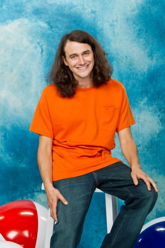 McCrae - Big Brother 15