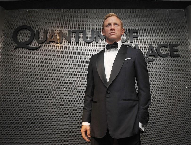 New james bond movie release date in Wellington