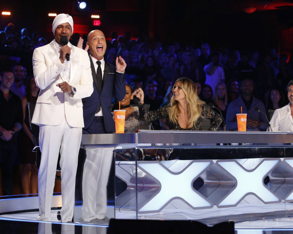 Americas got talent 2017 host - Howie Mandel Is Really Hoping Nick Cannon Stays Onboard As America S Got Talent Host Photo Credit Trae Patton Nbc