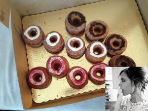 Victoria Beckham NYFW: Cronuts