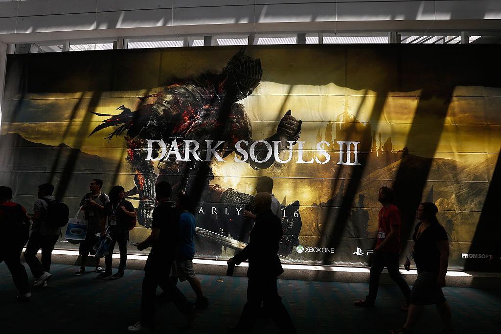 Dark souls balance patch