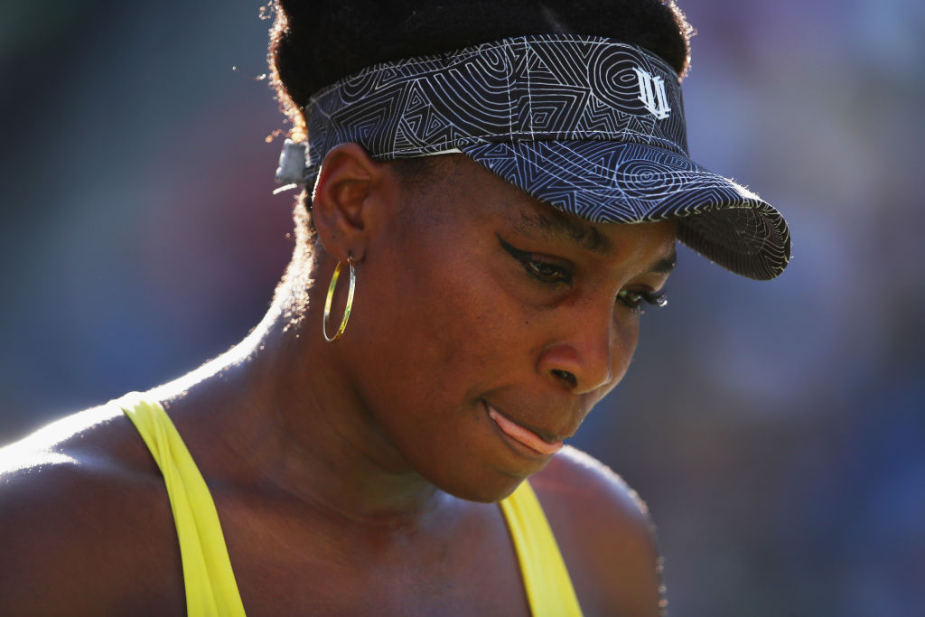 Venus Williams' Lawyer Claims Other Driver to Blame for Fatal Car Crash