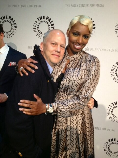 "Nene Leakes and ""Glee' Creator Ryan Murphy"