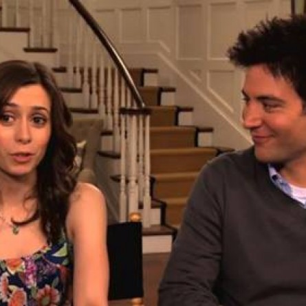 Cristin Miliotti and Josh Radnor Interview