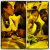 LeBron James & Wife Savannah Brinson