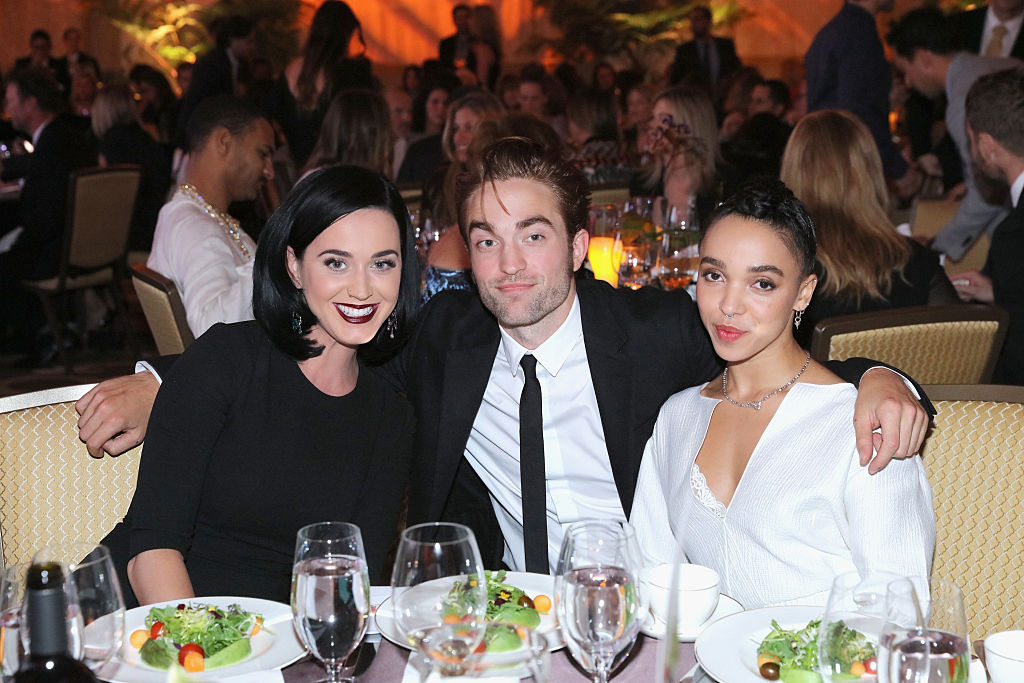Robert Pattinson now claims he's 'kind of' engaged to FKA twigs