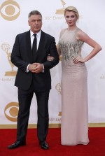 Alec Baldwin daughter Ireland 2013 Emmys