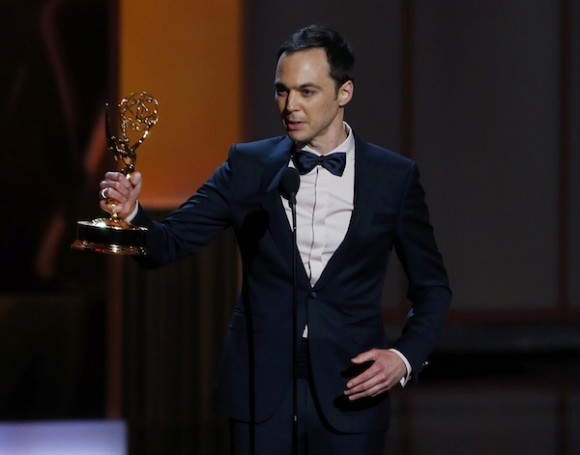 Jim Parsons 2013 Emmys