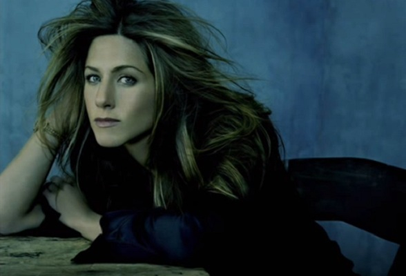 jennifer aniston did something totally different in her