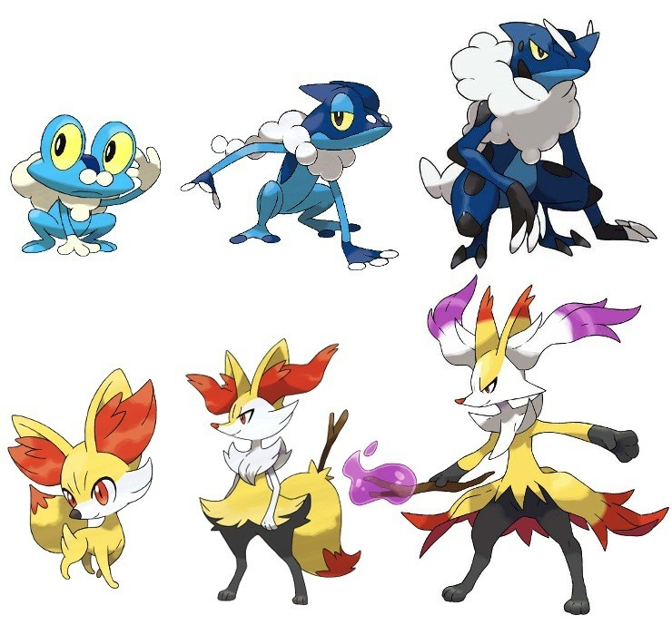 Froakie Evolution Leaked Pokemon X And Y Release Date News Plus