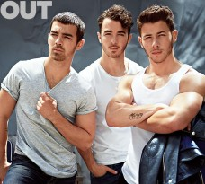Jonas Brother Out Magazine