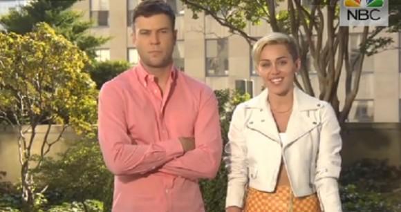 Miley Cyrus SNL