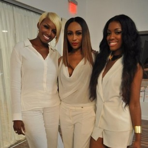 Nene Leakes, Cynthia Bailey and Porsha Stewart