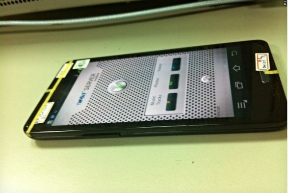 Samsung Galaxy S3 Prototype Leak Photo