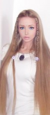 Who is Valeria Lukyanova?