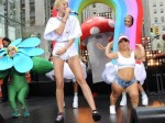 Miley Cyrus Today Show performance video