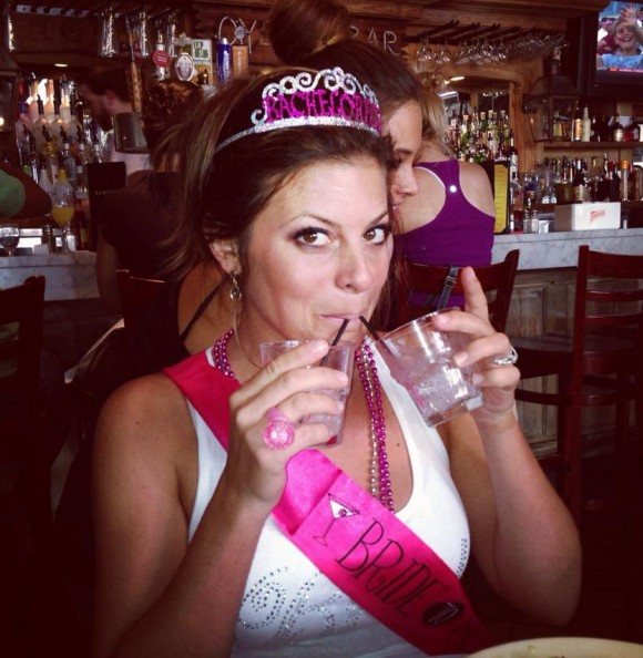 Chris Kirkpatrick's Fiancee Karly Skladany Celebrates Bachelorette Party in New Orleans! [PHOTOS]