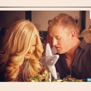 Kim Zolciak and husband Kroy Biermann