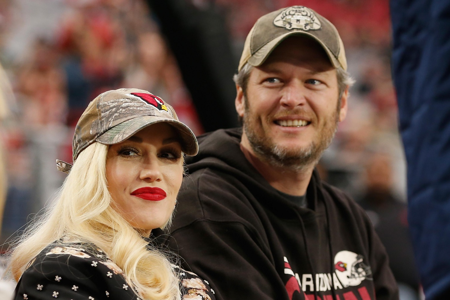 Gwen Stefani discusses marrying Blake Shelton with Ellen DeGeneres