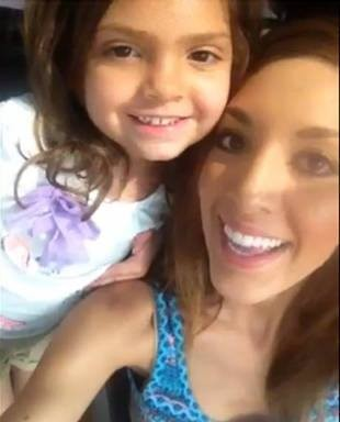 Farrah Abraham with Daughter Sophia  Photo   facebook com Farrah Abraham Daughter