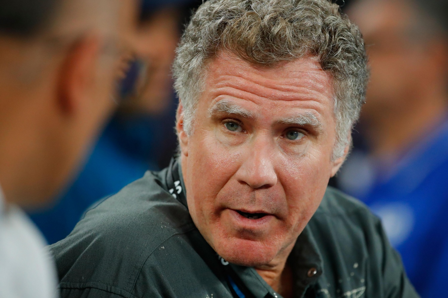 Will Ferrell released from hospital; SUV flipped on the freeway