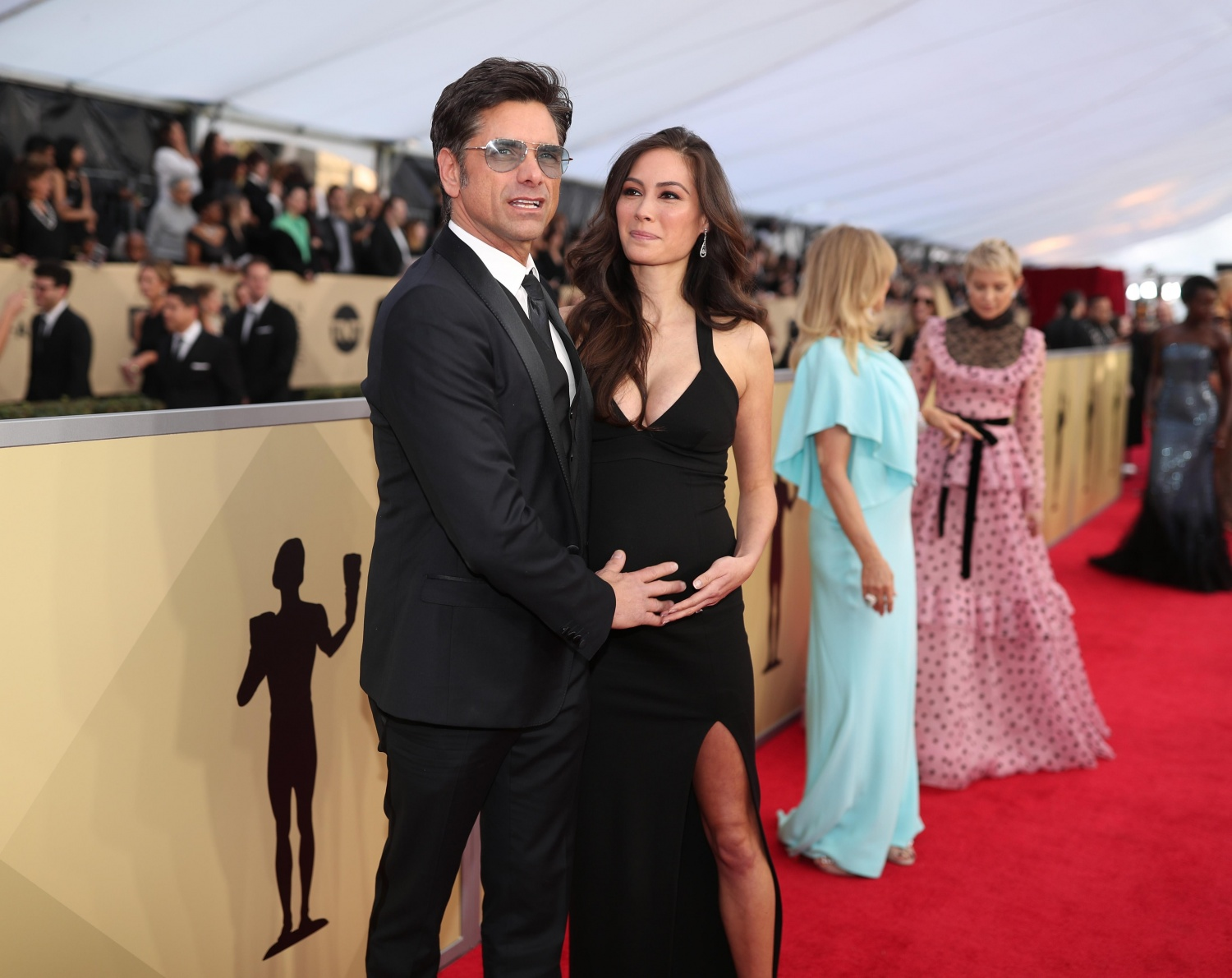 Uncle Jesse Is a Dad! John Stamos Welcomes a Son
