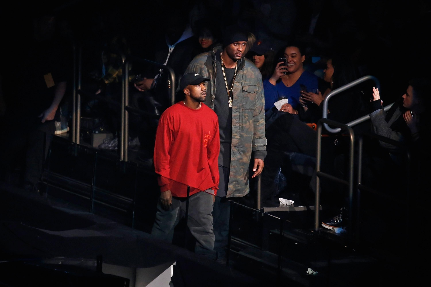 Lamar Odom says onstage moment with Kanye West was 'worth it'