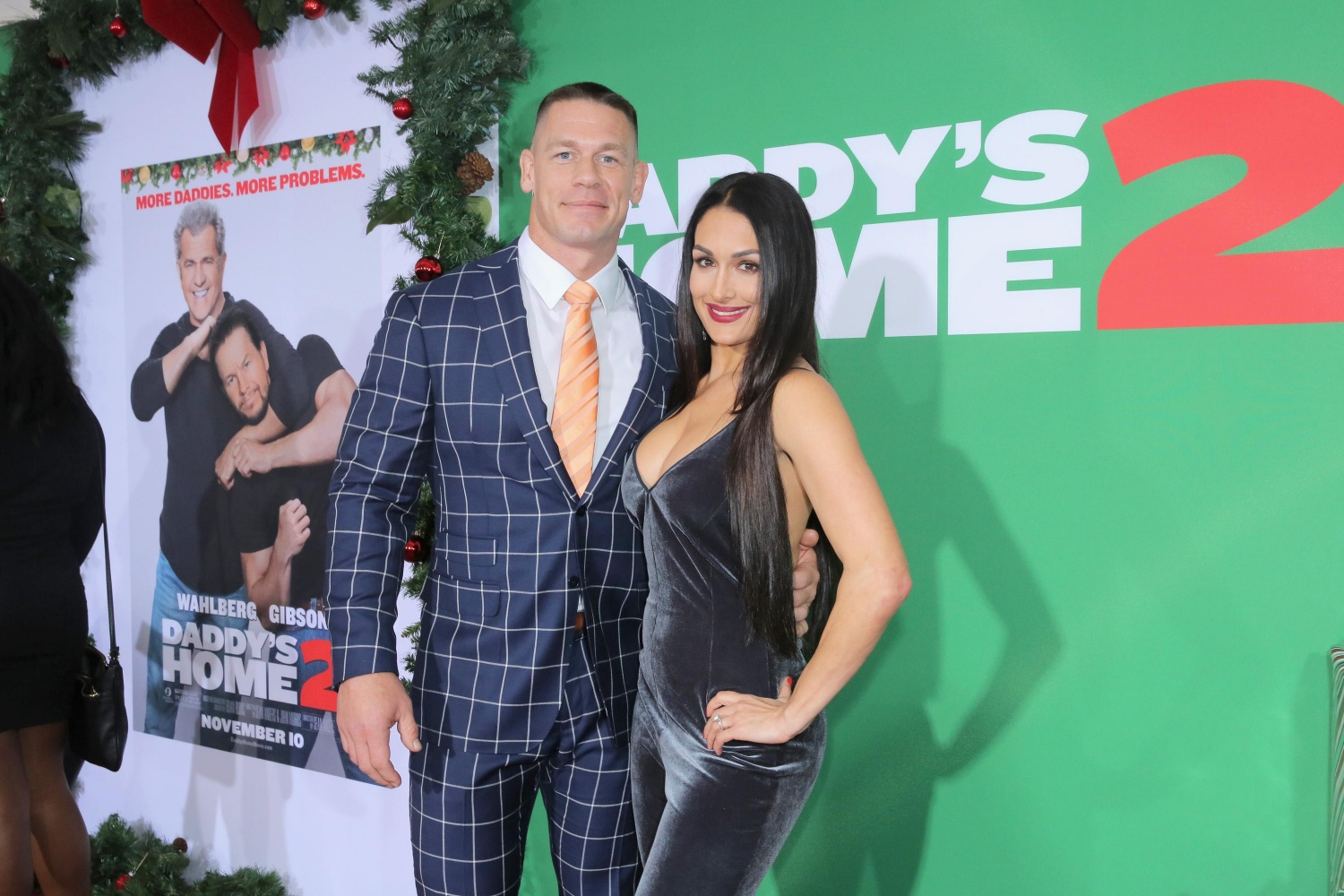 Nikki Bella's sister insists 'she'll always love' John Cena after their split