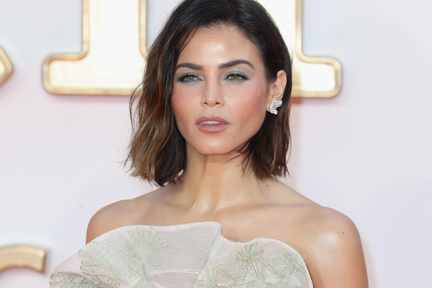 Jenna Dewan Makes First Red Carpet Appearance Since Channing Tatum Split