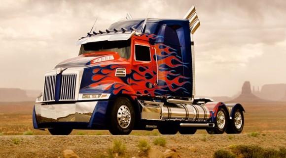Optimus Prime/Transformers 4
