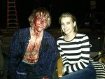 Evan Peters Emma Roberts