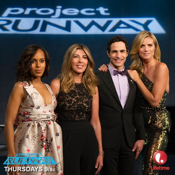 Project Runway season 12 finale