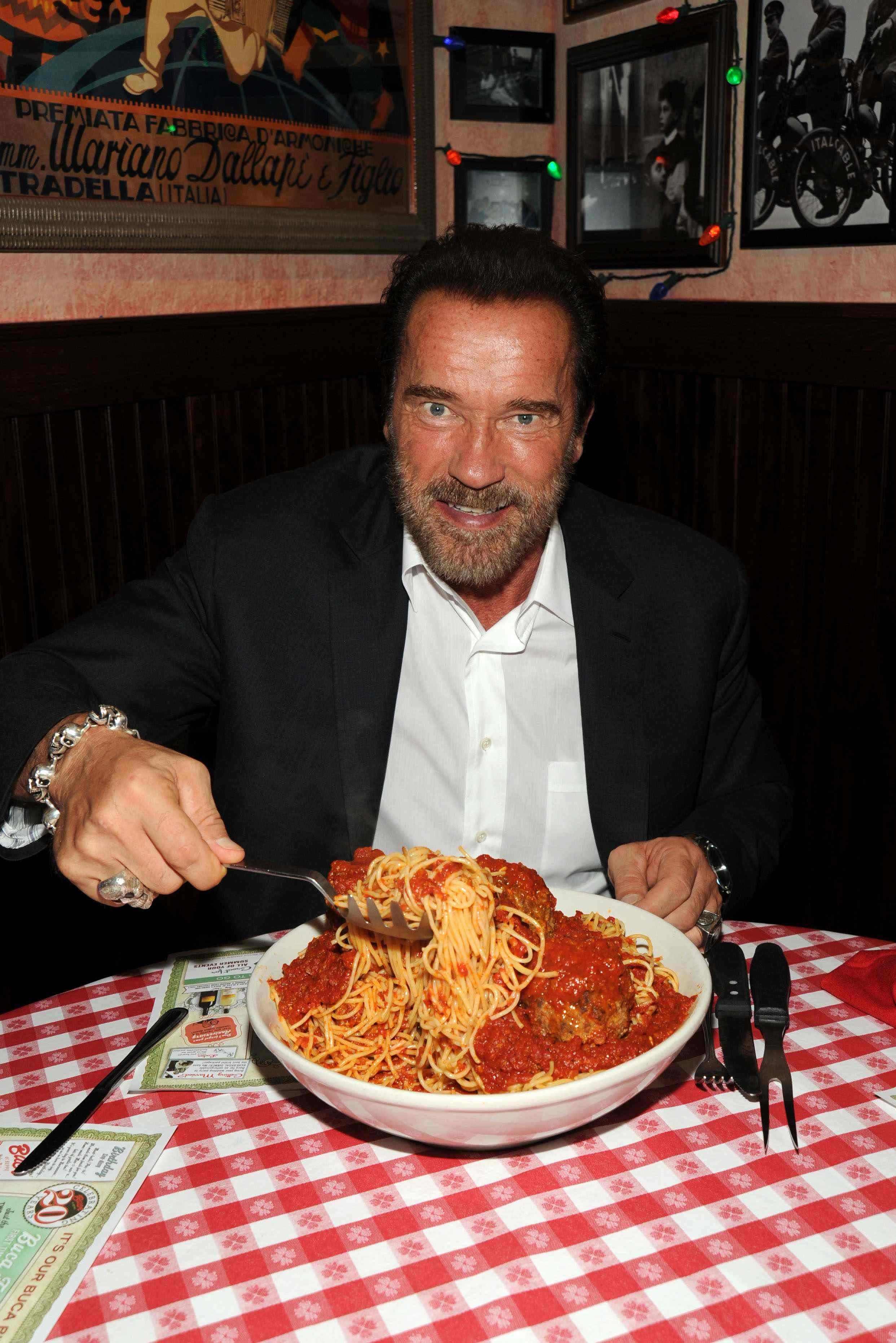 'Terminator 5' News: Watch Arnold Schwarzenegger Crafts An ... Arnold Schwarzenegger Soundboard